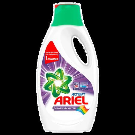 ARIEL Colorwaschmittel Farbschutz flüssig