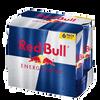 Bild: Red Bull Red Bull Energy Drink, 250 ml (6-Pack)