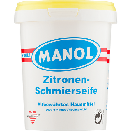 Manol Zitronella Schmierseife