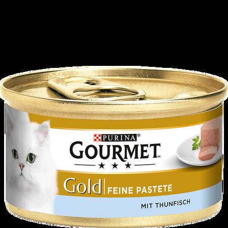 GOURMET Gold Feine Pastete mit Thunfisch