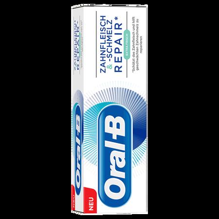 Oral-B Zahnfleisch und Zahnschmelz Repair Extra Frisch Zahncreme