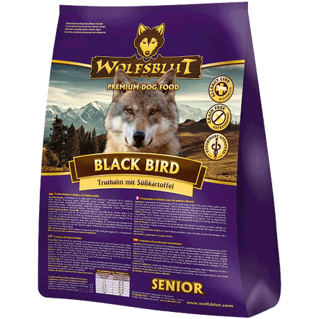 Wolfsblut Black Bird Senior