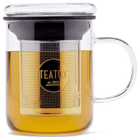 Teatox Teeglas 350ml