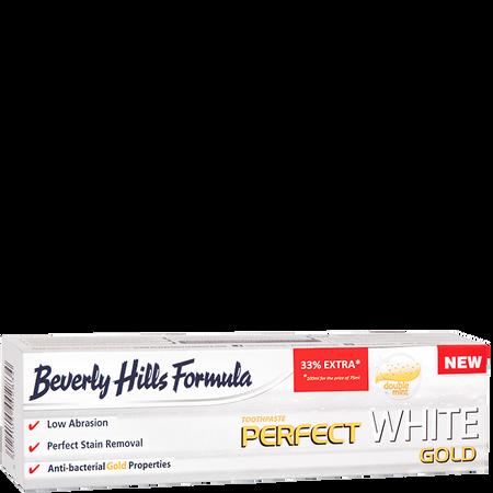 Beverly Hills Formula Perfect White Gold Zahncreme