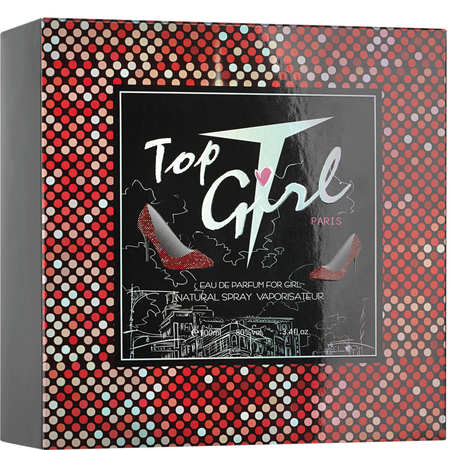 Tiverton TOP GIRL Red Eau de Parfum (EdP)