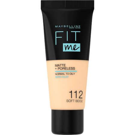 MAYBELLINE Maybelline Fit Me Matte and Porelss Make Up