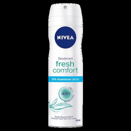 NIVEA Fresh Comfort Deospray