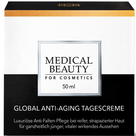 MEDICAL BEAUTY for Cosmetics Global Anti-Aging Tagescreme