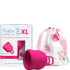 Bild: Merula Merula Cup XL strawberry Menstruationstasse