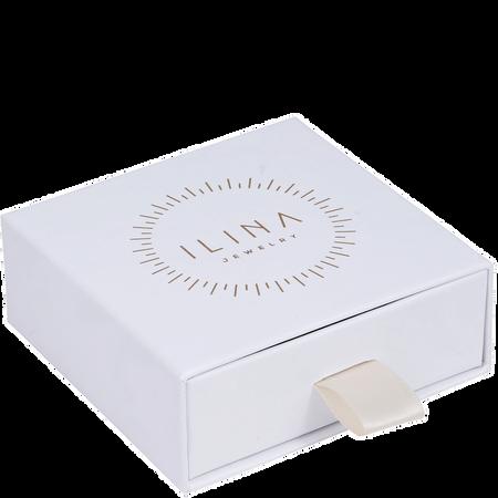 ILINA Jewelry Mini Kreolen Lilaia