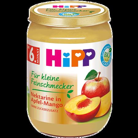 HiPP Nektarine in Apfel-Mango