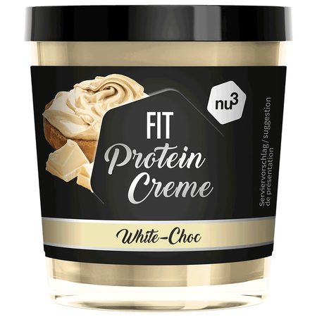 NU3 Fit Protein Creme White Choc