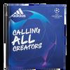 Bild: adidas UEFA 5 EDT Set