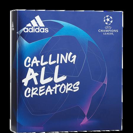 adidas UEFA 5 EDT Set