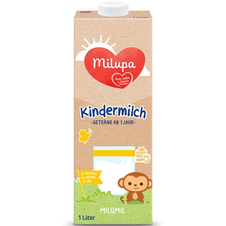Milumil Kindermilch trinkfertig