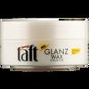 Bild: Schwarzkopf 3 WETTER taft Hairstyle Gel-Wax