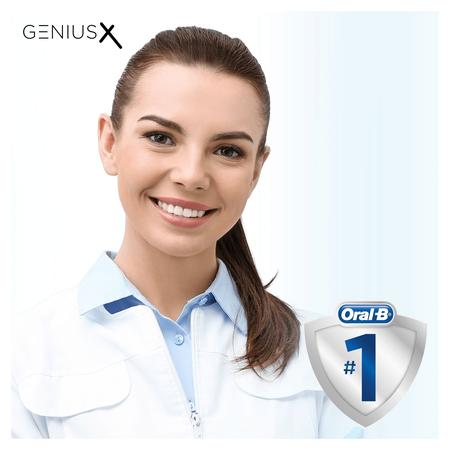 Oral-B Genius X 20100S elektrische Zahnbürste