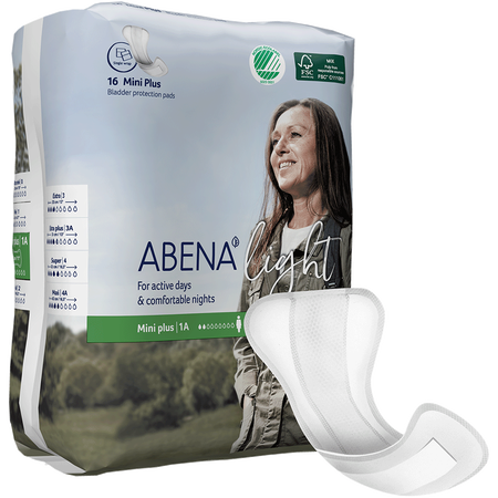 Abena Einlagen Light Mini Plus 1A