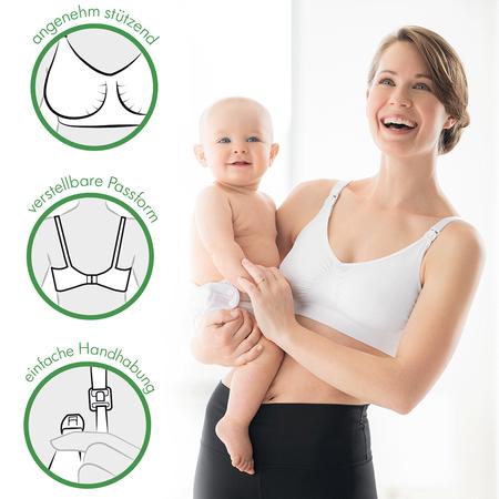 Medela Schwangerschafts- und Still BH