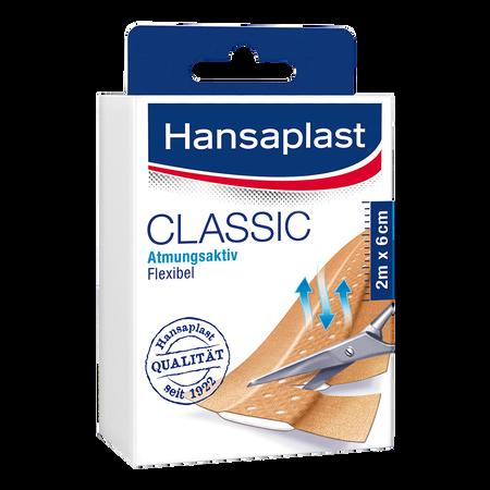 Hansaplast Classic 2m x 6cm