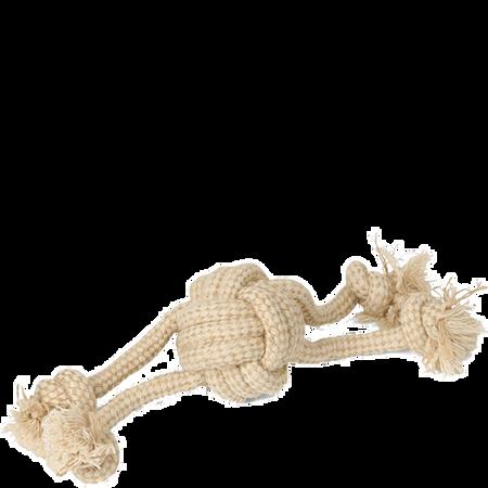 ZooRoyal Nature Line Ball mit Knoten