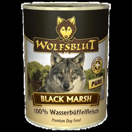 Wolfsblut Black Marsh Pure/Wasserbüffelfleisch