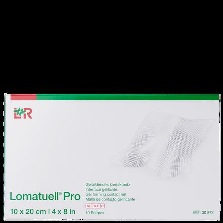LOHMANN & RAUSCHER Lomatuell® Pro Gelbildendes Kontaktnetz 10 x 20 cm