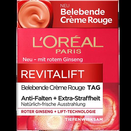 L'ORÉAL PARIS Revitalift Belebende Crème Rouge Tag