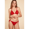 Bild: p2 Triangel Bikini Einfärbig rot