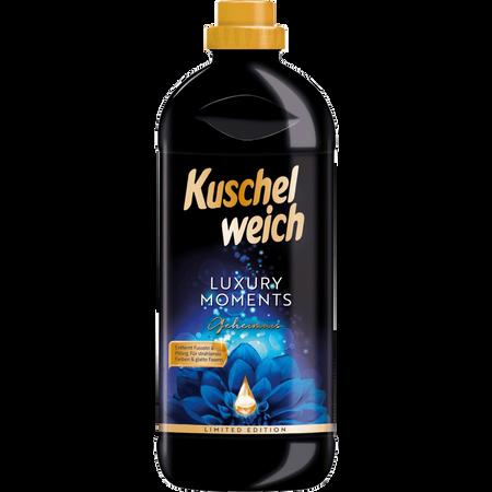 Kuschelweich Kuschelweich Weichspüler Luxury Moments Geheimnis