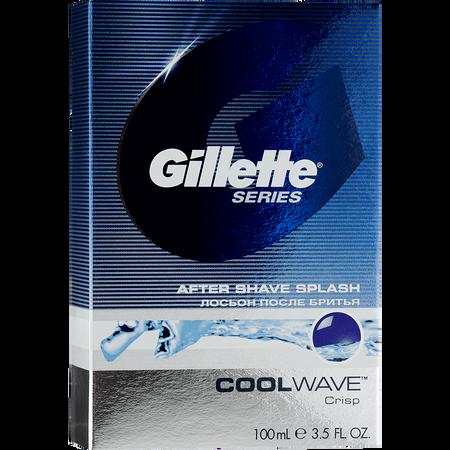Gillette Series After Shave Splash Cool Wave