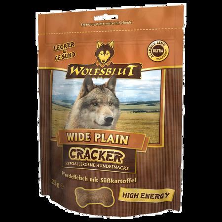 Wolfsblut Cracker Wide Plain/High Energy Pferd