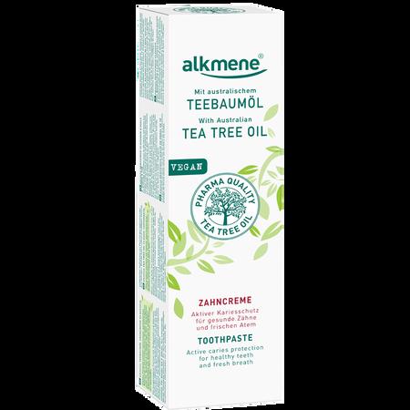alkmene Teebaumöl Zahncreme