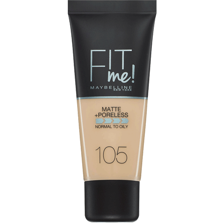 MAYBELLINE FIT me! Liquid Extension Makeup
