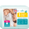 Bild: BABYWELL Premium Windeln Newborn Gr. 1