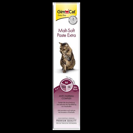 GimCat Malt-Soft Paste Extra Verdauungsunterstützung