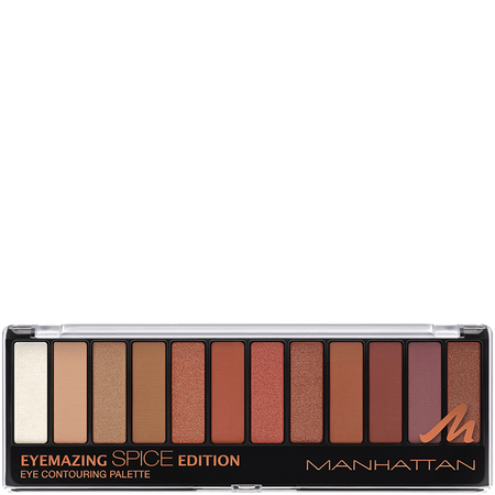 MANHATTAN Eye Contouring Palette