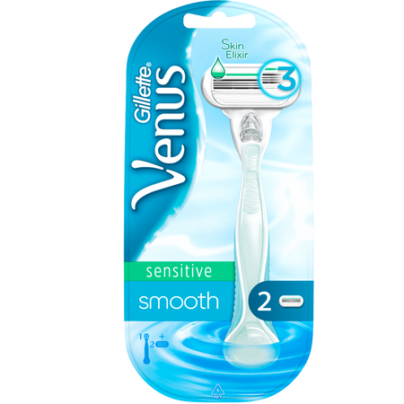 Gillette Venus Smooth Sensitiv Rasierer