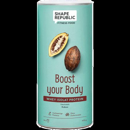 SHAPE REPUBLIC Whey Protein Kakao