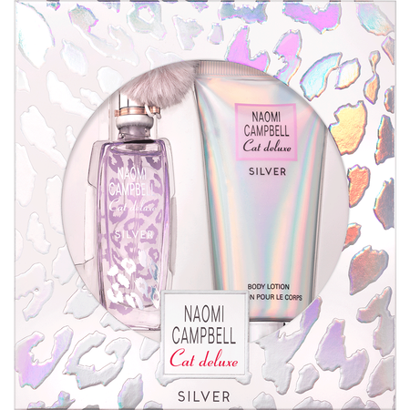 Naomi Campbell Cat Deluxe Silver Duftset