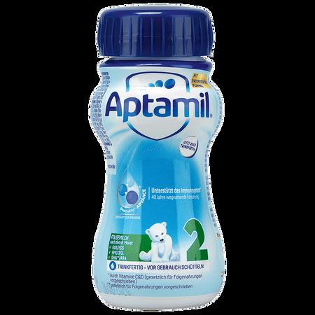 Aptamil Folgemilch 2 trinkfertig
