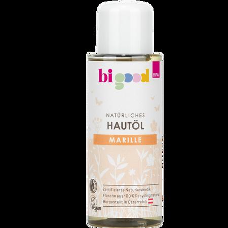 bi good Natürliches Hautöl Marille
