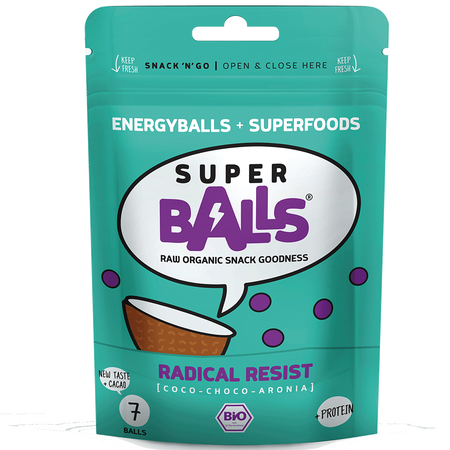 Super Balls Radical Resist Superfood Energyballs