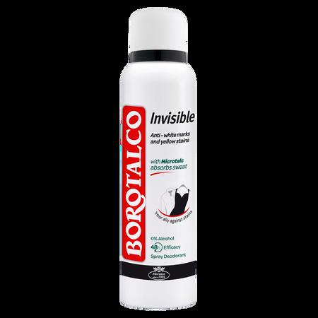 BOROTALCO Invisible Deospray