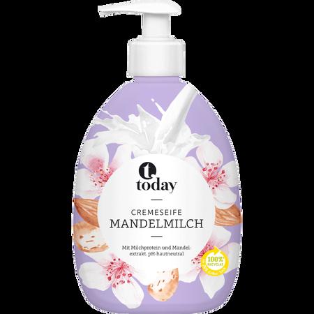 today Seife Mandelmilch Spender