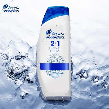 head & shoulders Anti-Schuppen Shampoo 2in1 Classic CL