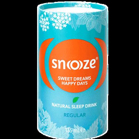 SNOOOZE Natürliches Schlafgetränk regular