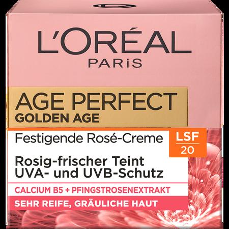L'ORÉAL PARIS Age Perfect Golden Age Festigende Rosé-Creme