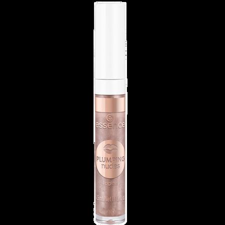 essence Plumping Nudes Lipgloss