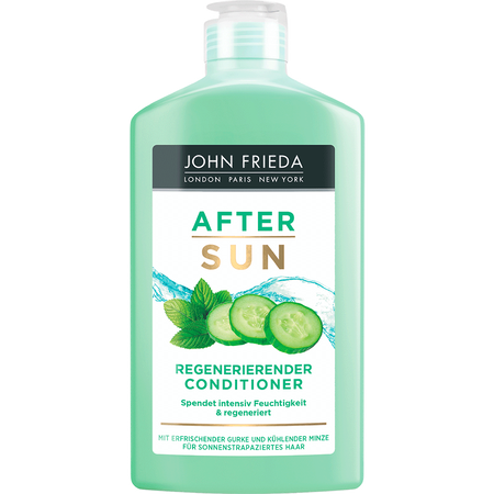 JOHN FRIEDA After Sun regenerierender Conditioner